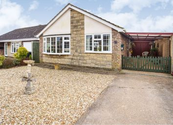 Thumbnail 3 bed detached bungalow for sale in Tennyson Close, Metheringham