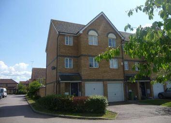 Thumbnail 3 bedroom town house to rent in Pershore Croft, Monkston, Milton Keynes