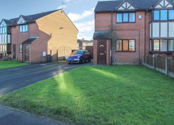 Thumbnail 2 bed semi-detached house for sale in Alexandra Road, Swallownest, Sheffield