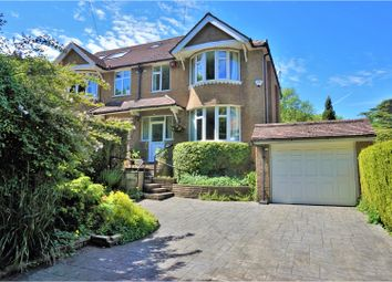 Thumbnail 4 bed semi-detached house for sale in Salmons Lane, Whyteleafe