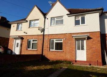 Thumbnail 3 bed terraced house for sale in Somerdale Avenue, Knowle, Bristol