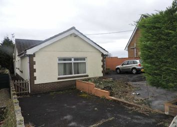 Thumbnail 3 bed detached bungalow for sale in Heol Lotwen, Capel Hendre, Ammanford