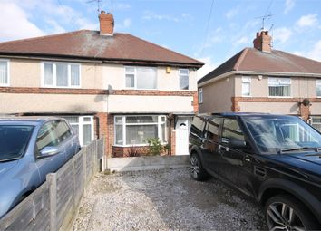 Thumbnail 3 bedroom semi-detached house for sale in Asquith Street, Mansfield, Nottinghamshire
