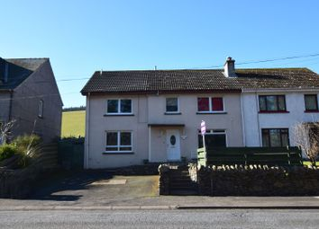 Thumbnail 6 bed semi-detached house for sale in 247 Wood Street, Galashiels
