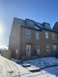 4 bed semi-detached house for sale in Tivey Road, Eckington, Sheffield, Derbyshire S21