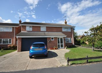 Thumbnail 4 bed detached house for sale in Frietuna Road, Kirby Cross