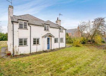 Thumbnail 3 bed detached house for sale in Cuddington, Malpas, Cheshire