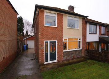 Thumbnail 3 bed semi-detached house for sale in Fawley Avenue, Hyde