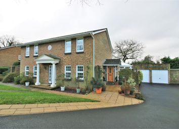 Thumbnail 2 bed flat for sale in Burleigh Park, Cobham
