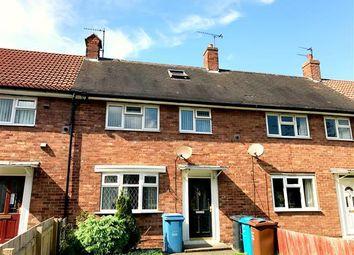2 bed terraced house to rent in Waveney Road, Hull HU8