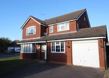 Thumbnail 4 bed detached house for sale in Fletchers Lane, Grange Farm, Kesgrave, Ipswich