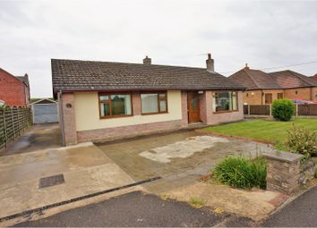 Thumbnail 3 bed detached bungalow for sale in Wragby Road, Lincoln