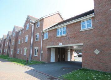 Thumbnail 2 bed flat to rent in Chapelside Close, Great Sankey, Warrington