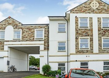 Thumbnail 2 bed flat for sale in Greenvalley Road, Bodmin, Cornwall