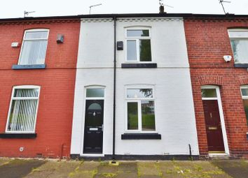 Thumbnail 2 bedroom terraced house for sale in Owen Street, Eccles, Manchester