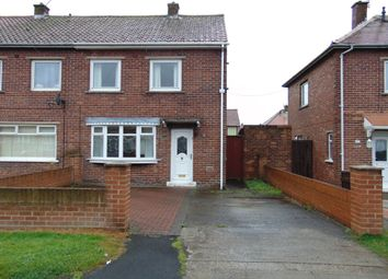 Thumbnail 2 bed semi-detached house for sale in Inverness Road, Jarrow
