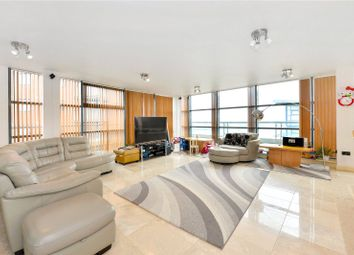 Thumbnail 4 bed flat for sale in Galaxy Building, The Odyssey, Crews Street, London