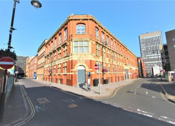 1 bed flat for sale in The Atrium, Morledge Street, Leicester LE1