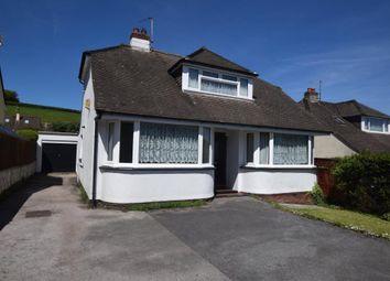 Thumbnail 3 bed detached bungalow for sale in Totnes Road, Paignton, Devon