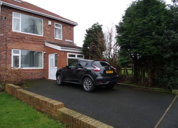 Thumbnail 2 bed semi-detached house for sale in Rose Avenue, Whickham, Newcastle Upon Tyne