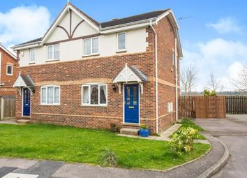 Thumbnail 3 bedroom semi-detached house for sale in Briary Close, Wakefield, West Yorkshire