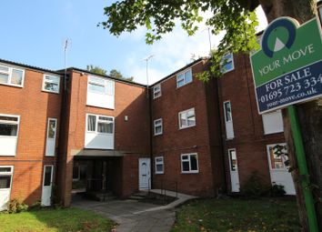 Thumbnail 2 bed flat for sale in Uppingham, Skelmersdale, Lancashire