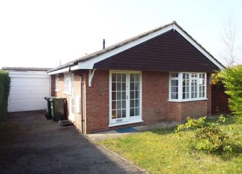 Thumbnail 2 bed bungalow for sale in Pennine Close, Warren Hill, Nottinghamshire