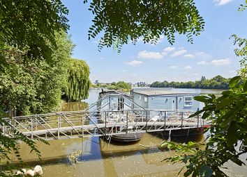 Thumbnail 1 bed property for sale in Chiswick Mall Mooring, Chiswick
