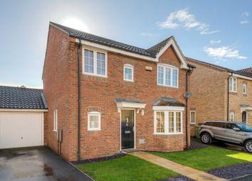 Thumbnail 4 bed detached house for sale in Clifton Moor, Oakhill, Milton Keynes