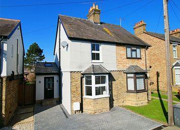 3 bed semi-detached house for sale in Sayesbury Road, Sawbridgeworth, Hertfordshire CM21