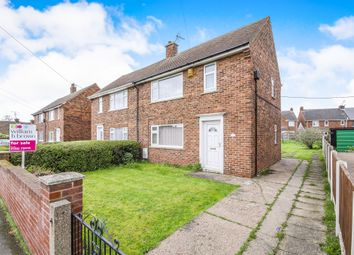 Thumbnail 2 bedroom semi-detached house for sale in Cambridge Road, Harworth, Doncaster
