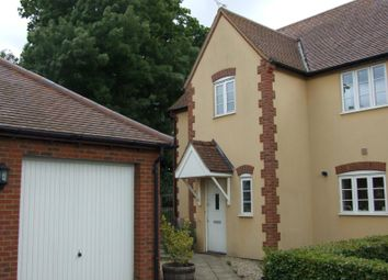 Thumbnail 3 bed detached house to rent in Mortree Court, Shrivenham, Swindon