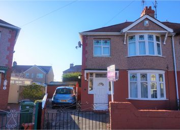 Thumbnail 3 bed semi-detached house for sale in Clifton Avenue, Rhyl