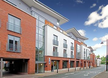 Thumbnail 2 bed flat for sale in Roushill, Shrewsbury