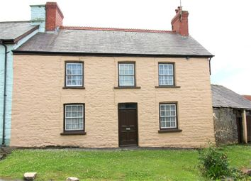 Thumbnail 4 bed semi-detached house for sale in Llangeitho, Tregaron