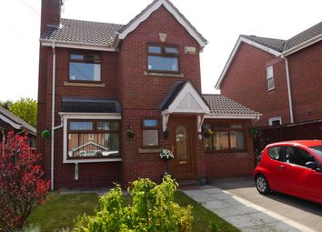 Thumbnail 4 bed detached house for sale in Ossett Close, Runcorn