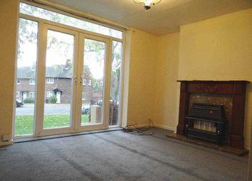 Thumbnail 2 bedroom maisonette to rent in Becket Crescent, Sheffield