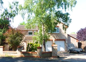 Thumbnail 5 bed detached house for sale in Mill Lane, Sandy