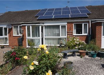 Thumbnail 1 bedroom bungalow for sale in The Coppice, Leicester