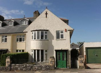 Thumbnail 4 bed detached house to rent in Vapron Road, Plymouth
