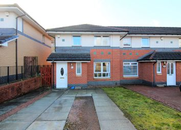 Thumbnail 3 bed end terrace house for sale in Machrie Road, Glasgow