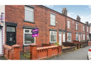 Thumbnail 2 bedroom terraced house for sale in Bury Road, Bolton