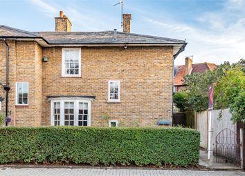 Thumbnail End terrace house for sale in Lysons Walk, London