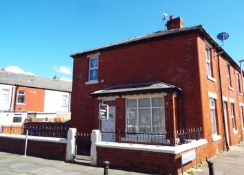 Thumbnail 2 bed end terrace house for sale in Warwick Road, Blackpool, Lancashire