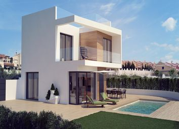 Thumbnail 3 bed villa for sale in San Miguel De Salinas, 03193, Alicante, Spain