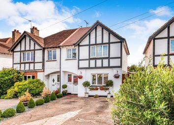 Thumbnail 3 bed semi-detached house for sale in Chichester Road, Bognor Regis