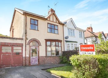 Thumbnail 3 bed semi-detached house for sale in Wynn Road, Penn, Wolverhampton