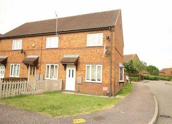Thumbnail 2 bedroom semi-detached house to rent in Tredington Grove, Caldecotte, Milton Keynes
