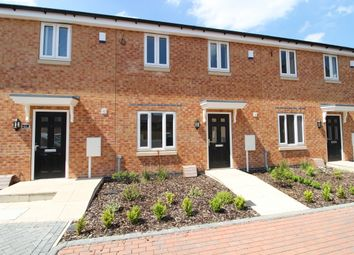 Thumbnail 3 bed town house to rent in Alderton Chase, Gainsborough, Lincs