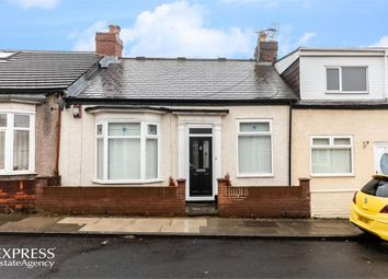 Thumbnail 2 bed terraced bungalow for sale in Gilsland Street, Sunderland, Tyne And Wear
